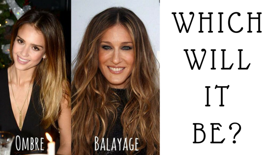 Ombre versus Balayage: What's the Difference?